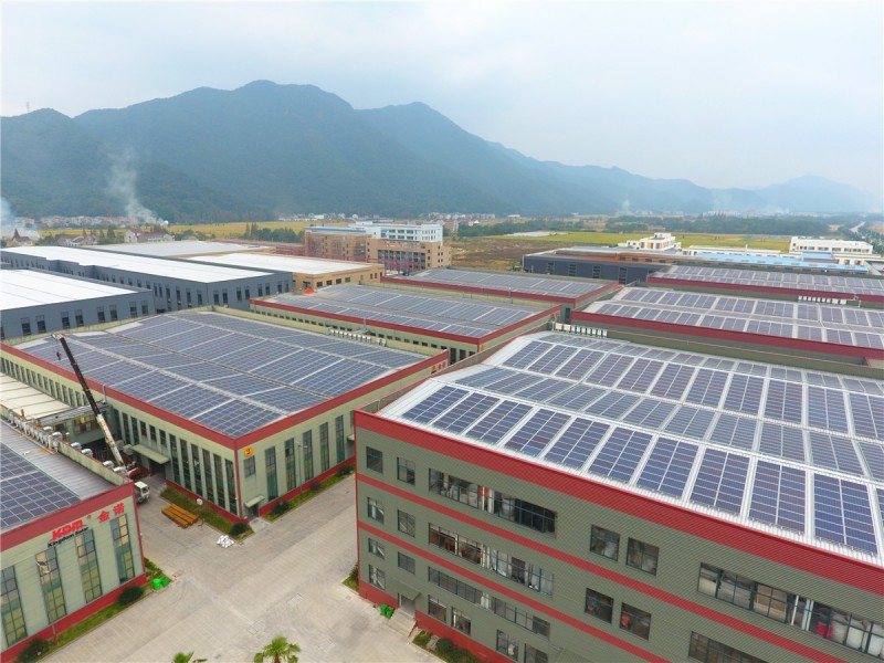 4.7MW rooftop project