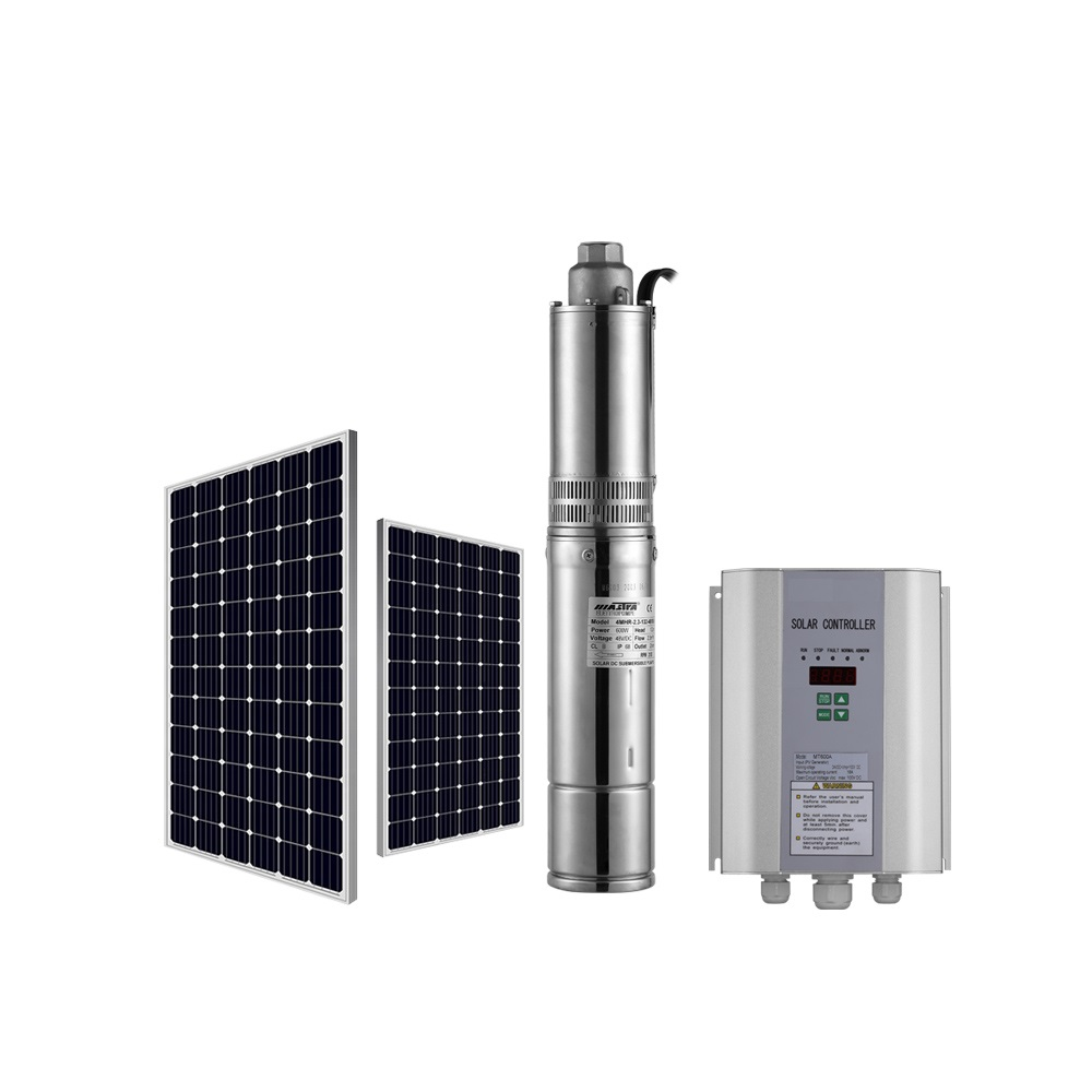 Water pump power generation system